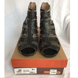 Pikolinos Strappy Open-Toed Sandal